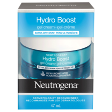 NEUTROGENA® Hydro Boost Gel Cream Extra-Dry Skin