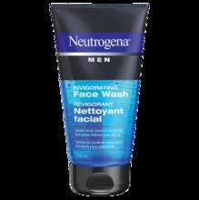 NEUTROGENA®MEN® Invigorating Face Wash