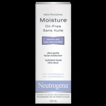 NEUTROGENA®MOISTURE® Oil-Free Sensitive Skin