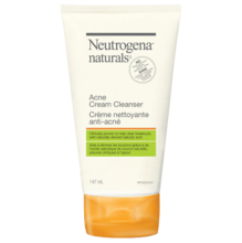 NEUTROGENA NATURALS® Acne Cream Cleanser