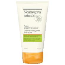 NEUTROGENANATURALS® Acne Cream Cleanser