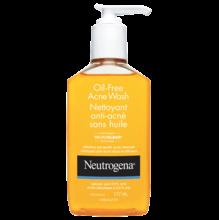 NEUTROGENA®OIL-FREE Acne Wash