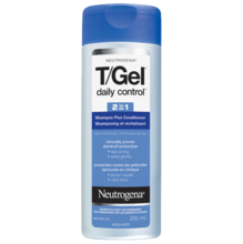 NEUTROGENA® T/GEL® DAILY CONTROL® 2-in-1 Dandruff Shampoo