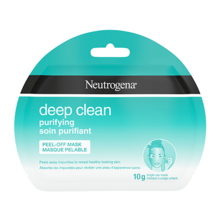 Neutrogena Deep Clean Purifying Peel-Off Mask
