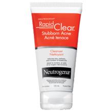 NEUTROGENARAPID CLEAR® Stubborn Acne Cleanser