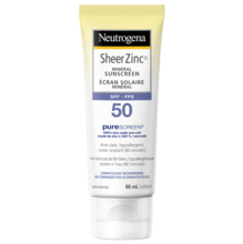 NEUTROGENA Sheer ZincTM Body