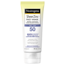 NEUTROGENA® Sheer Zinc Face