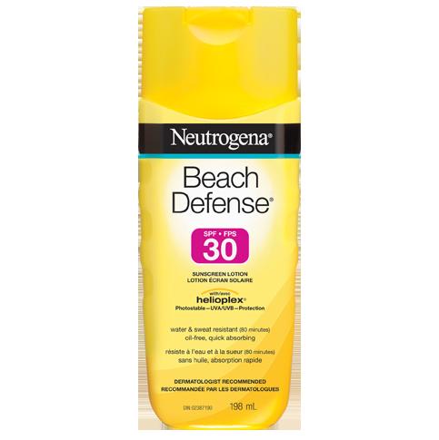NEUTROGENA® BEACH DEFENSE® Sunscreen Lotion SPF 30