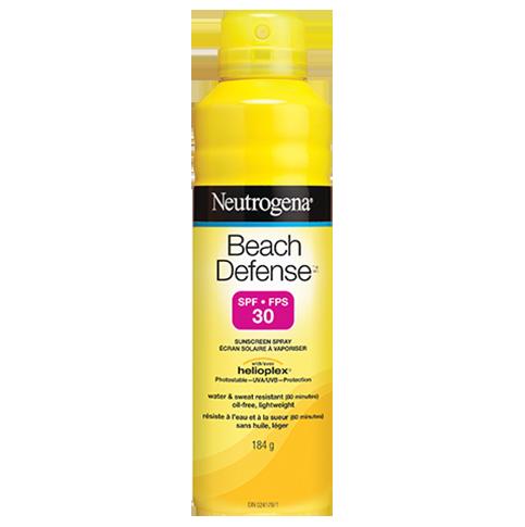 NEUTROGENA® BEACH DEFENSE® Sunscreen Spray