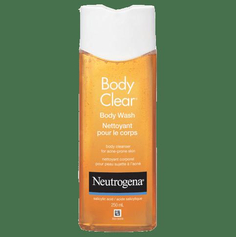 Nettoyant pour le corps NEUTROGENA® BODY CLEAR®