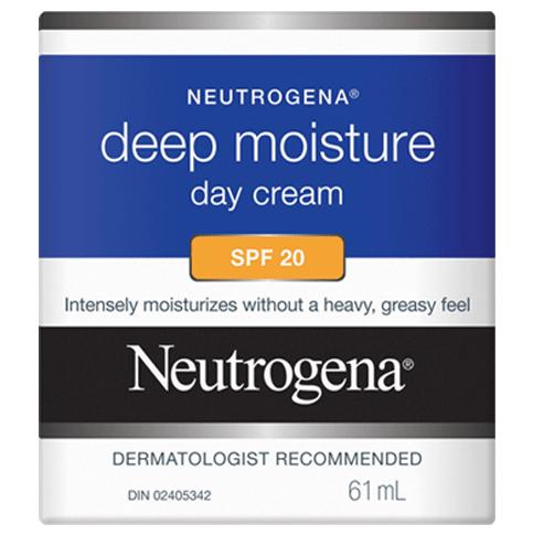 NEUTROGENA®Deep Moisture Day Cream SPF 20
