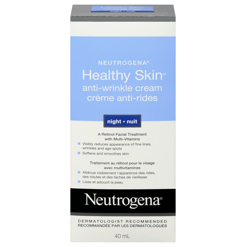 NEUTROGENA® HEALTHY SKIN® Anti-Wrinkle Cream Night