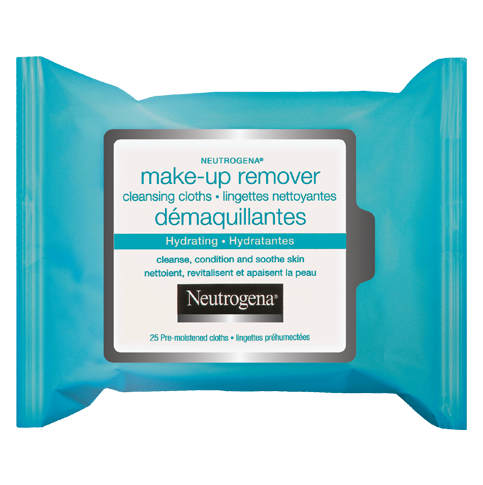 NEUTROGENA® HYDRATING Make-Up Removing Wipes