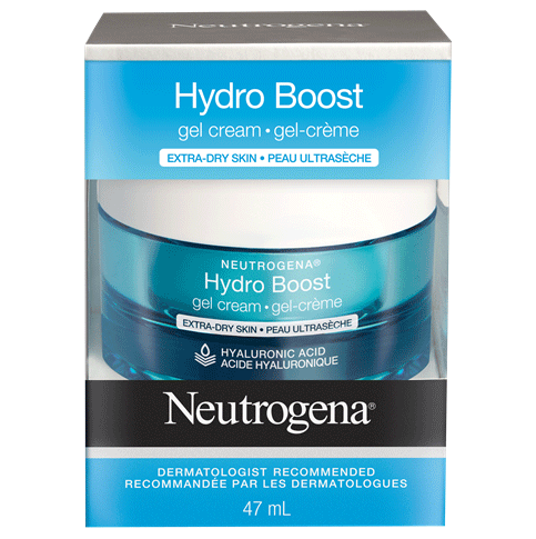 NEUTROGENA® Hydro Boost Gel Cream Extra-Dry Skin