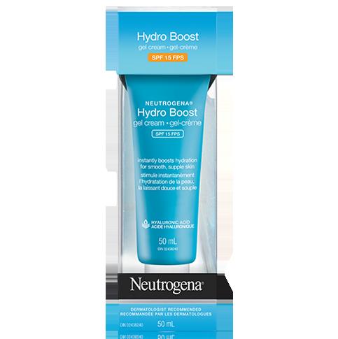 NEUTROGENA® Hydro Boost Gel Cream SPF 15