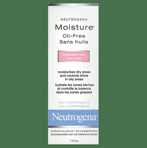 NEUTROGENA®MOISTURE® Oil-Free Combination Skin