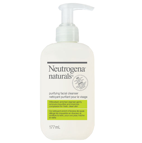 NEUTROGENA NATURALS® Purifying Facial Cleanser
