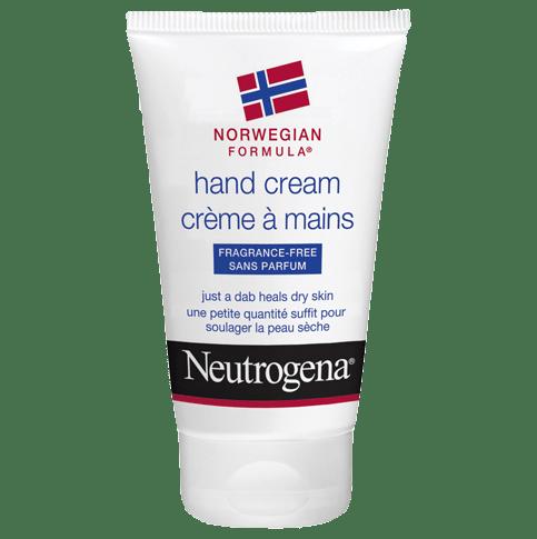 NEUTROGENA® NORWEGIAN FORMULA® Fragrance-Free Hand Cream