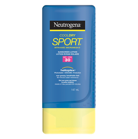 NEUTROGENA® COOLDRY SPORTTM Sunscreen Lotion SPF 30