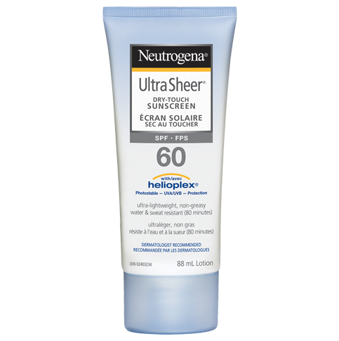 NEUTROGENA® ULTRA SHEER® Dry-Touch Lotion SPF 60
