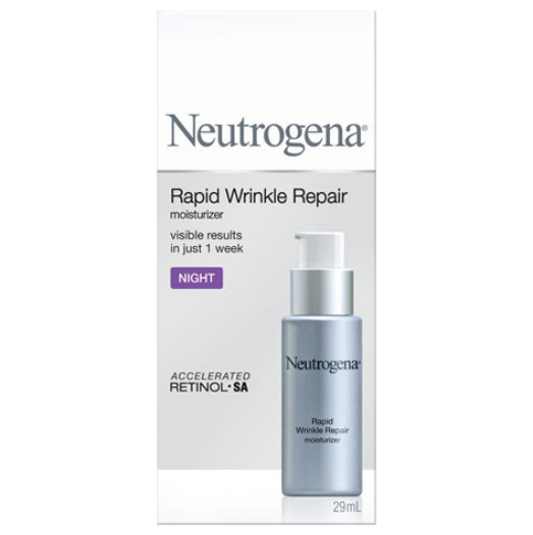 NEUTROGENA® RAPID WRINKLE REPAIR® Moisturizer Night