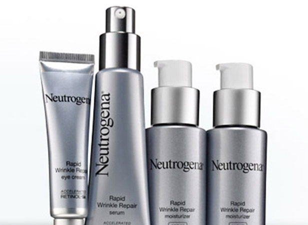 NEUTROGENA® Rapid Wrinkle Product Line