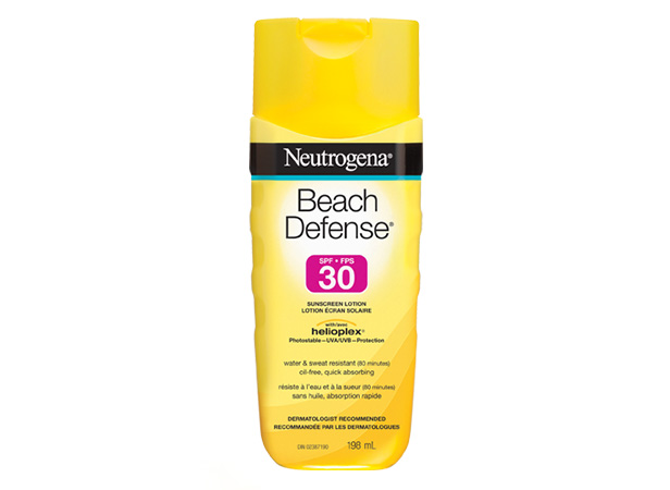 NEUTROGENA® BEACH DEFENSE™Lotions SPF 60