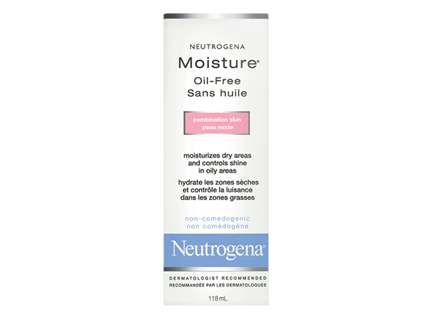 NEUTROGENA® MOISTURE® Oil-Free Combination Skin