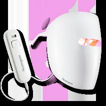 Neutrogena acne treatment mask with remote