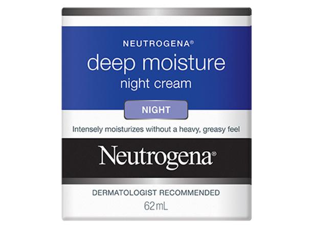 NEUTROGENA® Deep Moisture Night Cream