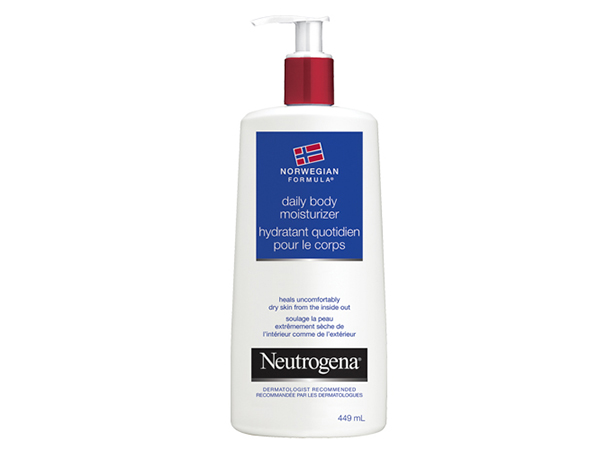 NEUTROGENA® NORWEGIAN FORMULA® Daily Body Moisturizer