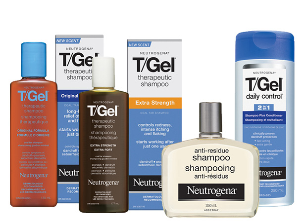 NEUTROGENA® Hair Product Lines