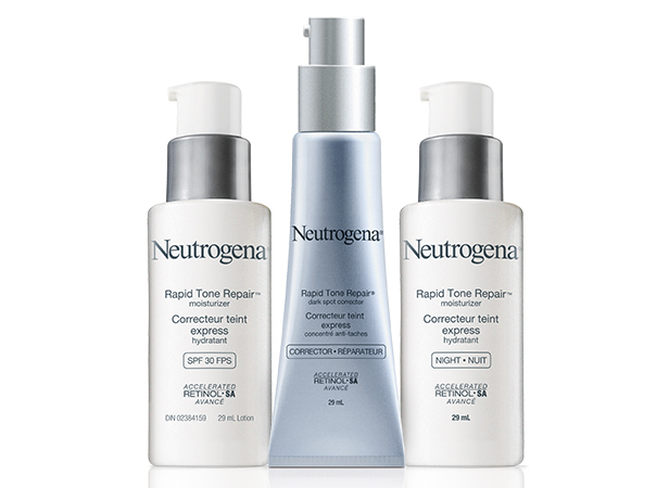 NEUTROGENA® Rapid Tone Repair Product Line