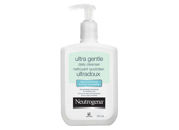 NEUTROGENA® Ultra Gentle Daily Cleanser Foaming Formula
